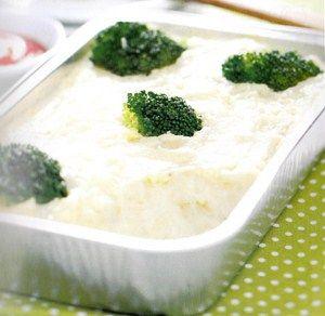 Brokoli Kentang Panggang