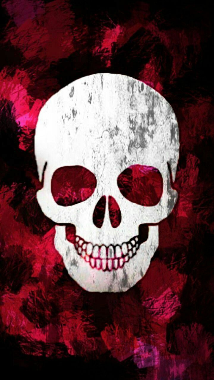 Skull #skull #dark #wallpaper #future