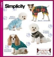 """Képtalálat a következőre: """"dog clothes pattern"""""""