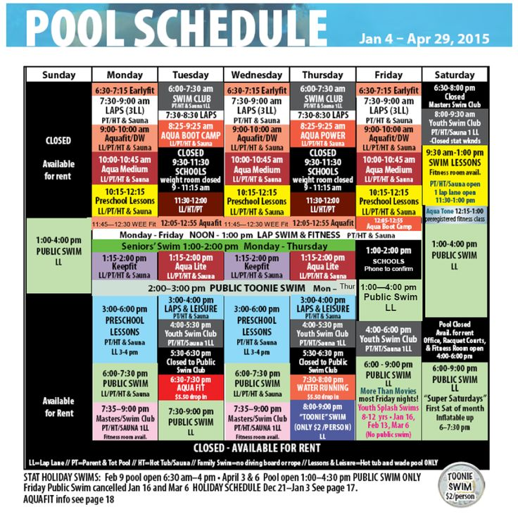 Salmon Arm Recreation And Shaw Center Swim Times Pool Schedule Pinterest Swim And Salmon