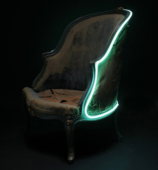 148 best images about neon works of art on pinterest glow sculpture and white matter. Black Bedroom Furniture Sets. Home Design Ideas