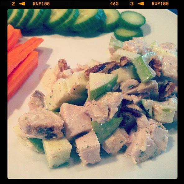 Tarragon Turkey Salad. The antidote to Thanksgiving leftovers (and ...