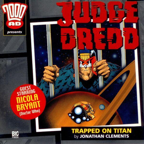 6. Judge Dredd: Trapped on Titan