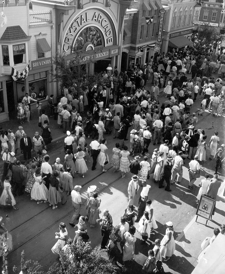 Celebrate the Official 60th Anniversary of Disneyland by Showing Your 1955 DisneySide