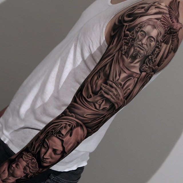 49 best images about tat on pinterest men bodies grey for Jun cha tattoos