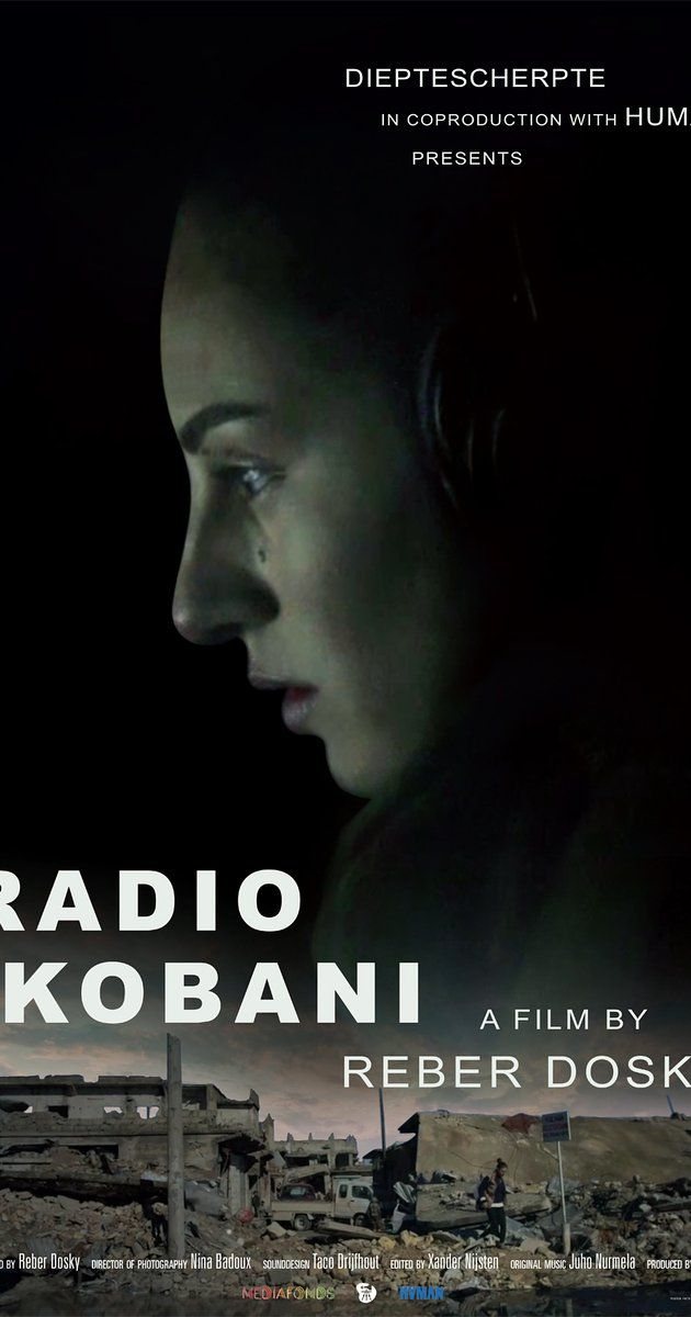 Directed by Reber Dosky.  With Dilovan Kîko. The extraordinary story of a young reporter in war-torn Kobanî.