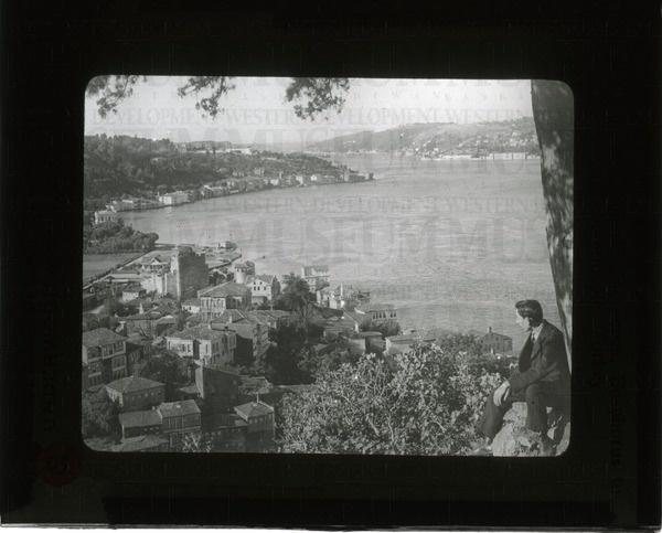 From Asiatic side across Bosphorus to ...   saskhistoryonline.ca