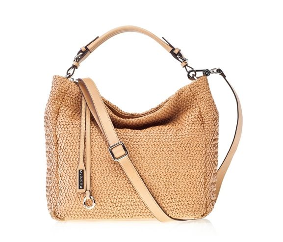 ATELIER BAGS - Womens shopper bag in woven leather mini bag. Made in Germany.
