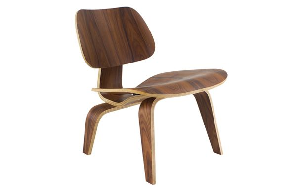 Masters of plywood - Eames' LCW Lounge Chair / inspirations / puddingfield.com