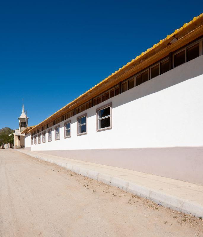 Escuela e Internado Quilitapia / Ovalle CHILE / PLAN Arquitectos / www.planarquitectos.cl