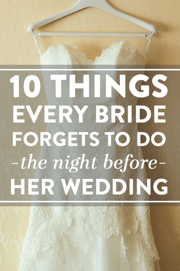 It S The Night Before Your Wedding And All Through House Not Many Creatures Are