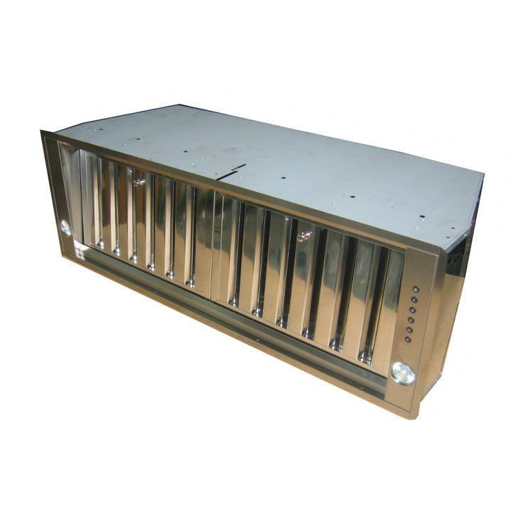 Sirius Specialist  520mm Undermount Rangehood Extraction 1020m/3h  520(W) x 290 (D) x 350(H)