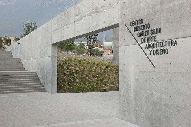 New Work from Pentagram: Centro Roberto Garza Sada, Universidad de Monterrey #Awesome #UDEM #CRGS