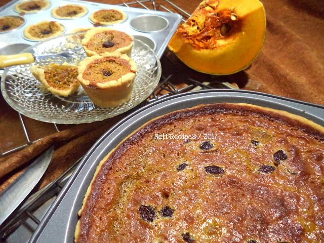 Wow,, try this pumpkin pie recipe. It has a crispy pie skin texture that I ever make without egg.  Please visit www.netirecipes.com for complete recipe,  And also watch pumpkin pie video recipe on my youtube channel Neti Recipes.
