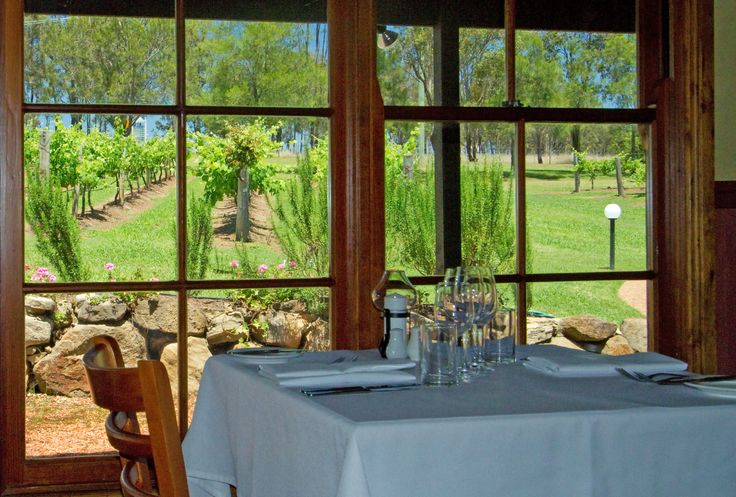 Enjoy gorgeous Vineyard views whilst dining at Il Cacciatore in the Hunter Valley.  The number one Italian restaurant in the Hunter!
