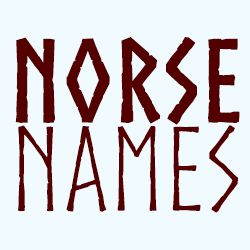 homemade link to 20000 names' norse names list. Typeface can be found here : https://www.behance.net/gallery/15536975/Norse-free-font
