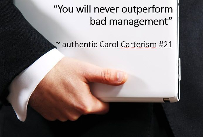 Leave bad bosses!!! You cannot convert them through your amazing example and loyal dedication. Find a boss who you can respect ... sounds a little like dating ...