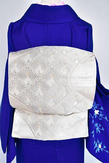 付下げ着物と袋帯、帯揚げ、帯締めをセットにした姉妹屋セレクトの付下げコーデをお届けします!