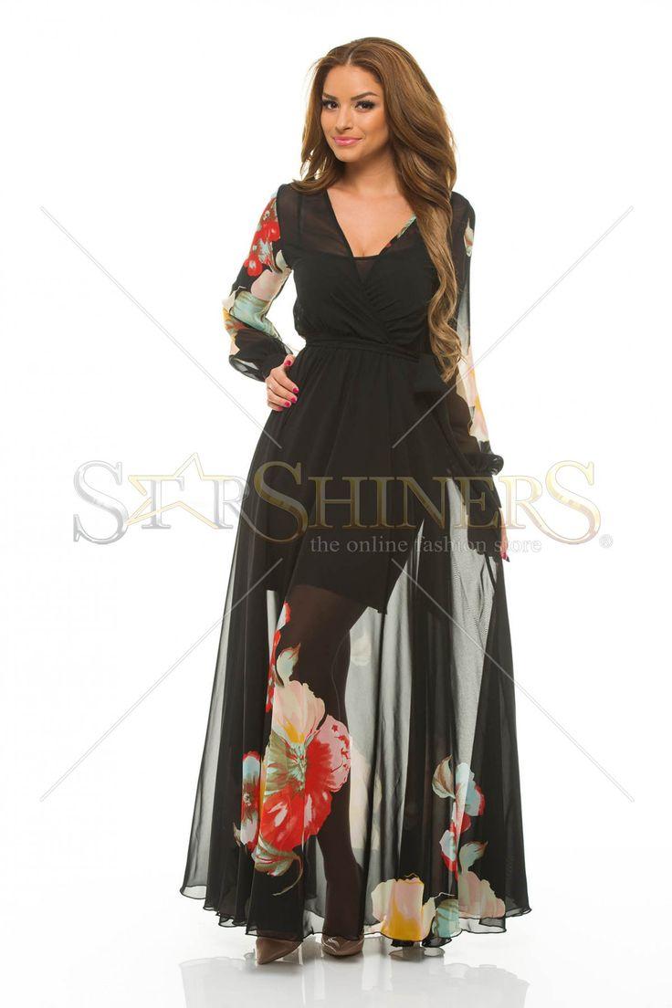 PrettyGirl Blade Black Dress
