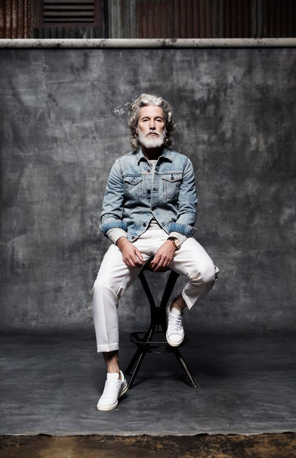 Model and author Aiden Shaw in a fashion story by London based portrait and fashion photographer Pip. Styling by Eric Down.