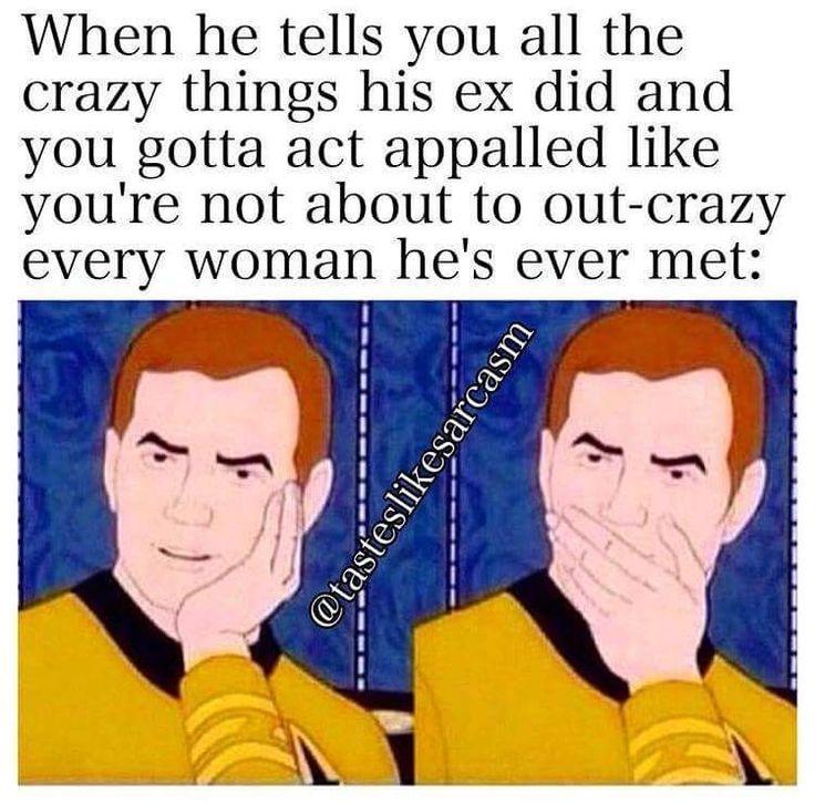 Wha, wha, wha! lol