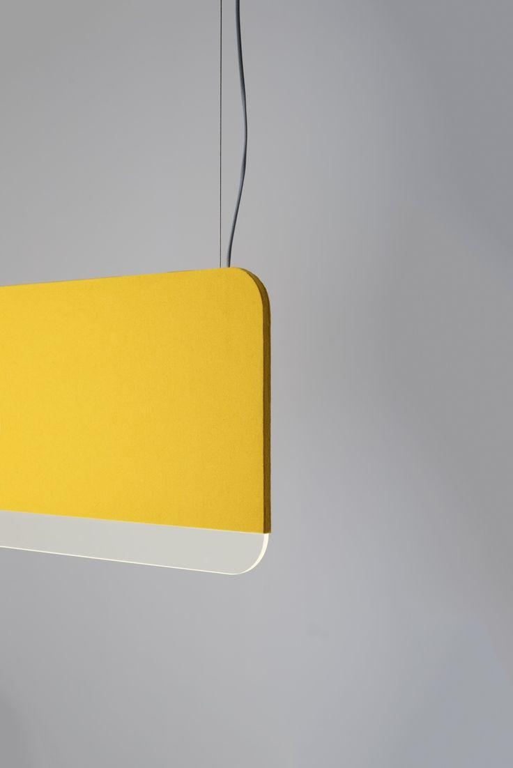 ANDLIGHT - SLAB 150 MARIGOLD DETAIL - DESIGN LUKAS PEET 2012