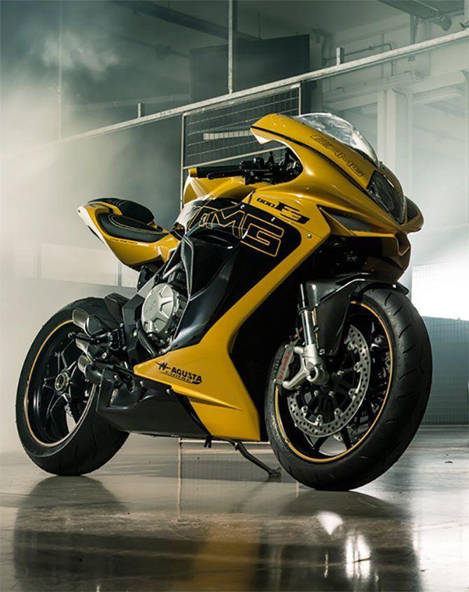 MV Agusta F3 beautiful bike