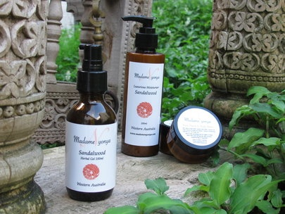 Natural skin care from Western Australia, inspired by Asia.