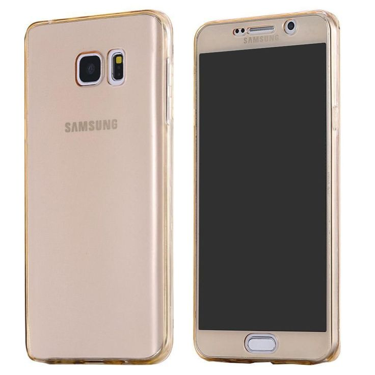 For Samsung Galaxy A3 A5 A7 J5 J7 2016 J1 J3 Grand Prime S4 S5 S6 S7 Edge Case Soft Tpu Full Body Protective Clear Cover Cases In 2021 Samsung Galaxy Samsung Galaxy