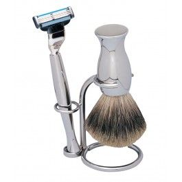 Set barbierit argintiu, Ares