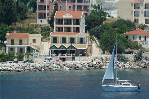 Appartementen Poseidon - Agia Efimia - Kefalonia, Griekenland - 2013