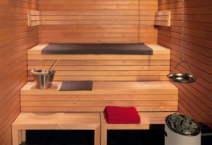 Health Benefits of Sauna!