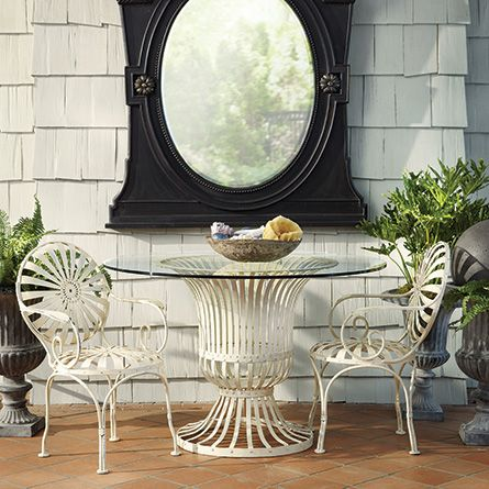 Live In The Great Outdoors With Patio Furniture From Arhaus.