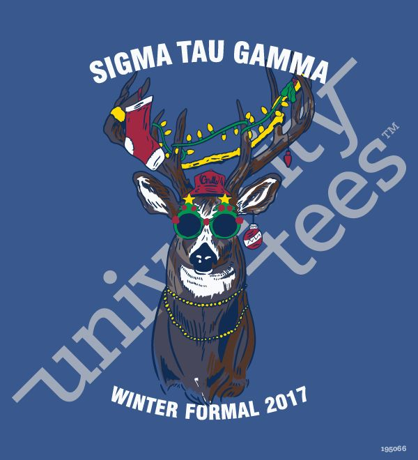Sigma Tau Gamma design I made by University Tees I custom apparel designs I greek apparel I sorority shirts I sorority apparel I winter formal I socials