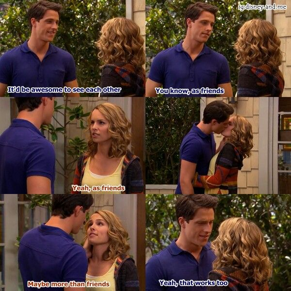 Disney Channel Good Luck Charlie. Teddy Duncan and Spencer Walsh. Bridgit Mendler and Shane Harper. Spendy and Shidgit ♡