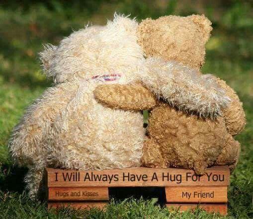 Hugs My Friends ♡