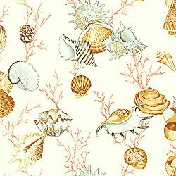 Thibaut Laguna - Na Pali - Wallpaper - Cream