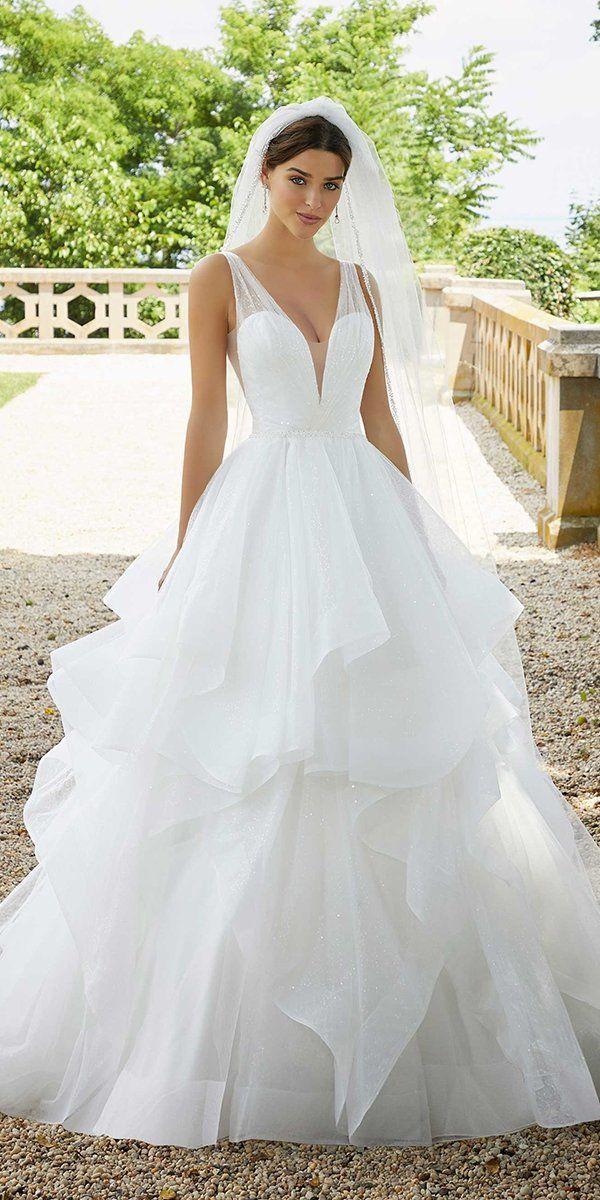 25++ Ruffle wedding dress ideas in 2021