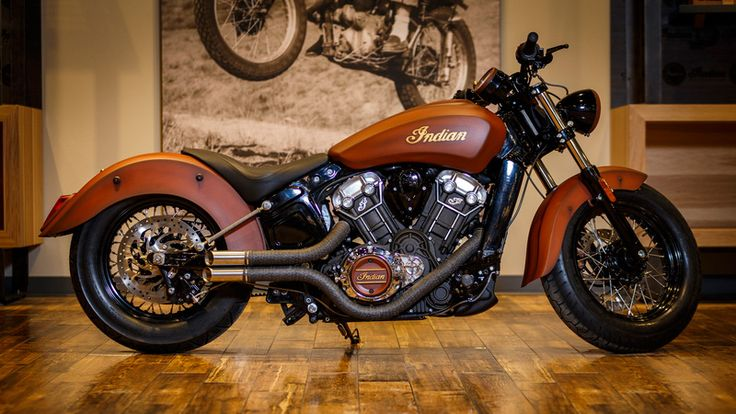 2016 Indian Motorcycles