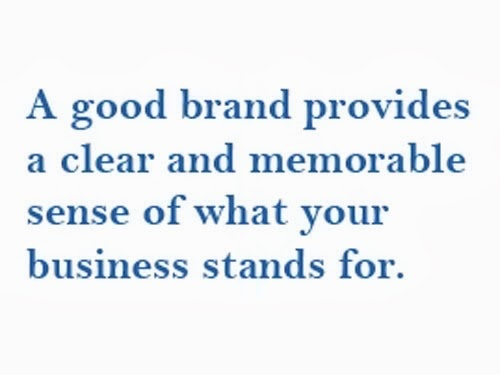 Your Brand- Your Corporate Identity.