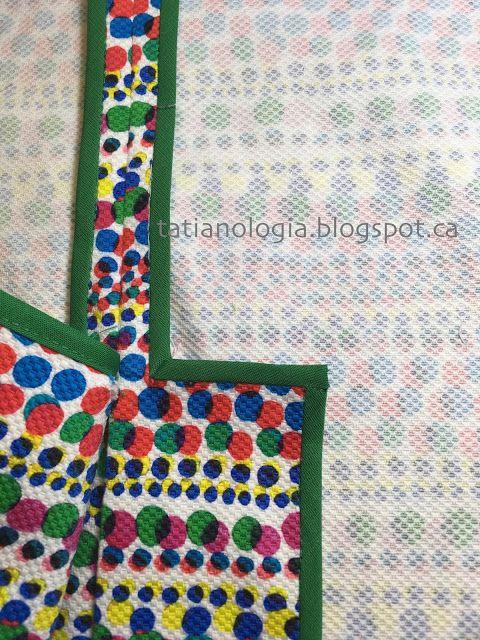 Tatianologia: Последовательность обработки шлицы кантом