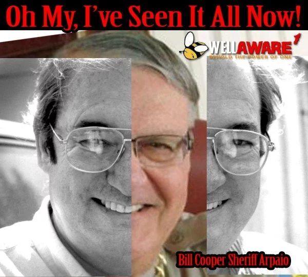 Bill Cooper  Sheriff Arpaio