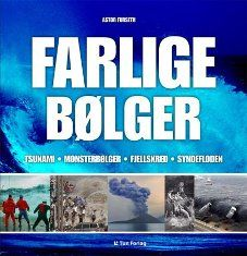 """""""Farlige bølger"""" av Astor Furseth - 'A book mentioned in another book' - Mentioned in 'Full storm' - Finished January 2nd"""