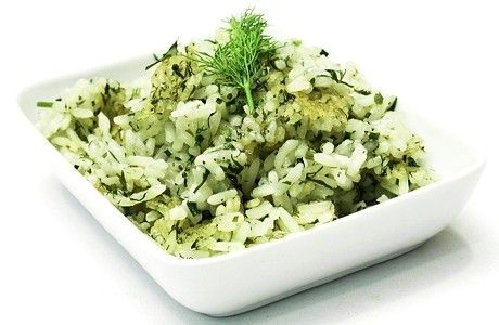 Arroz de ervas (Sabzi Polo) | Panelinha - Receitas que funcionam