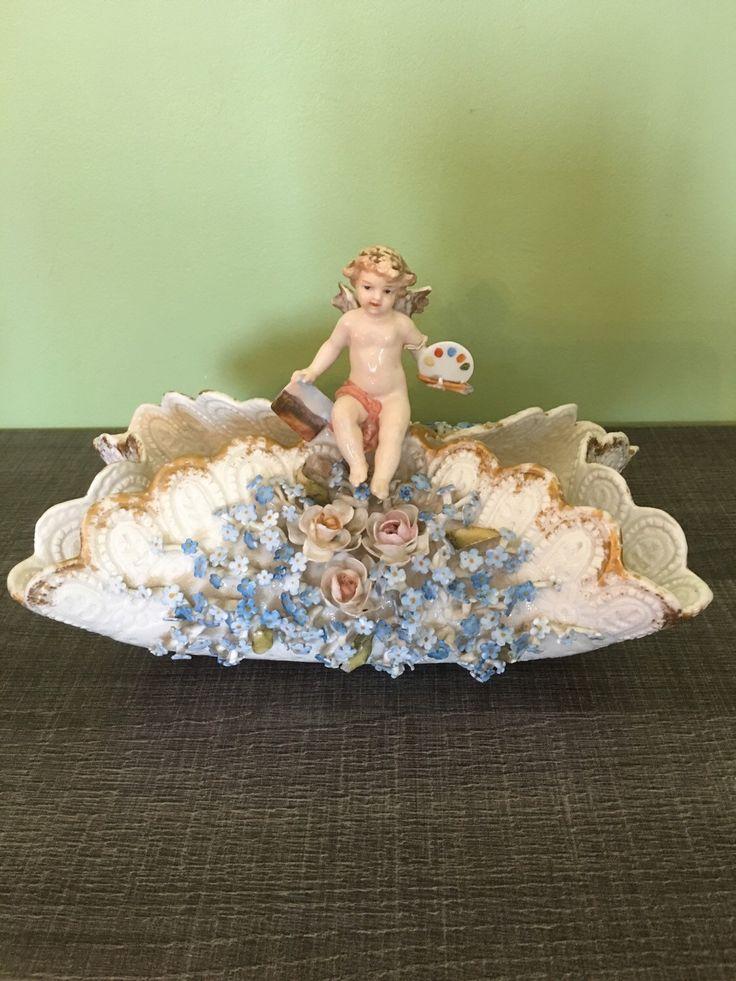 Le chouchou de ma boutique https://www.etsy.com/fr/listing/294945571/porcelaine-schierholz-sohn-plaue-panier