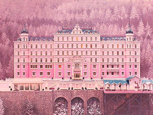 The Grand Budapest Hotel (2014) dir. Wes Anderson