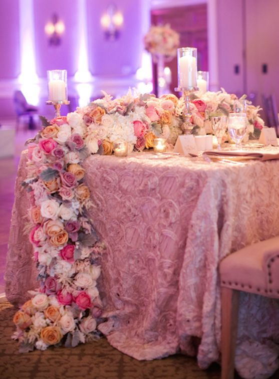 183 best Table Inspiration | Sweetheart Table images on Pinterest ...