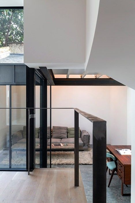 Fitzrovia House par West Architecture - Journal du Design