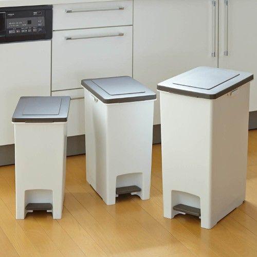ゴミ箱|通販のベルメゾンネット 防臭ペダルペール スリム