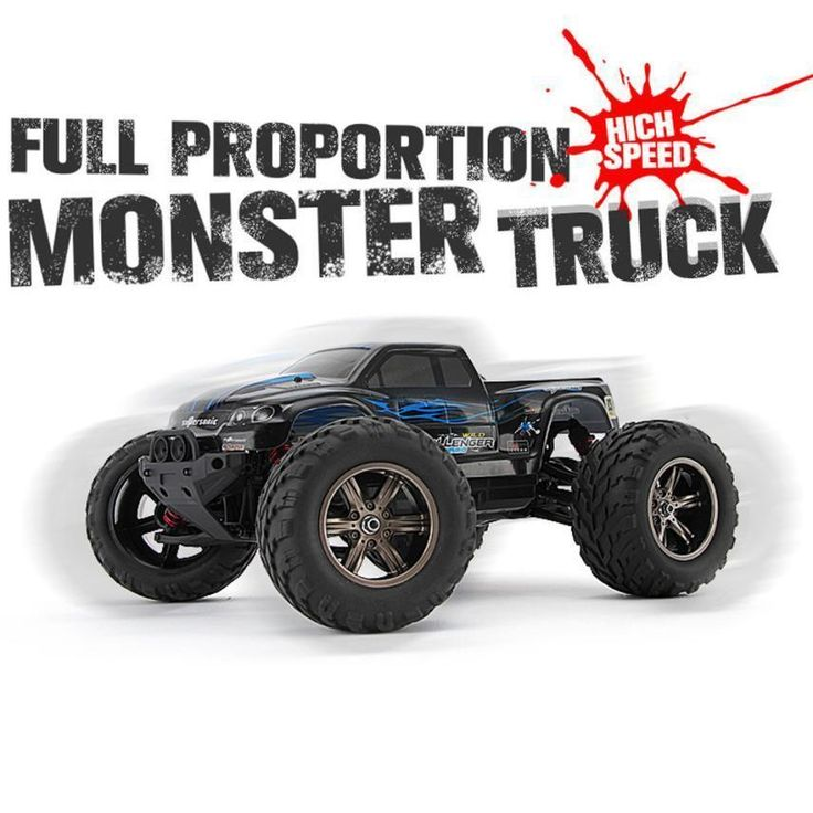 35+MPH 1/12 Scale RC Car 2.4Ghz 2WD High Speed Remote Controlled Car